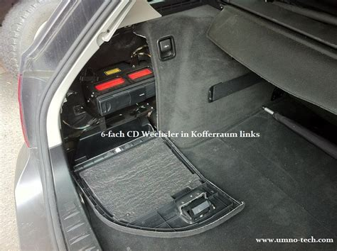 Fitting 10 Nj 91 umno tech bmw e series with cd changer ccc cic e80 e90
