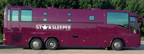 Sleeper Hire by Tour Hire From Starsleeper Sleeper Hire Operators