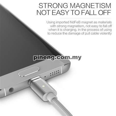 Wsken Mini 2 Magnetic Cable Micro Usb Lightning Port Black wsken micro usb lightning magnetic mini2 x cable
