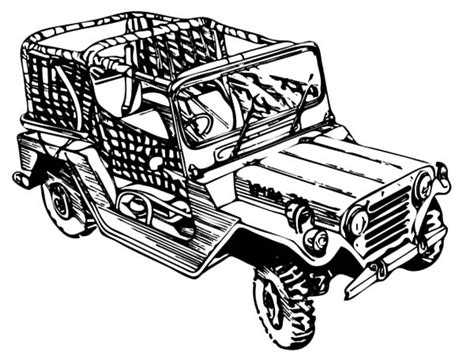 military jeep coloring pages 80 coloring page jeep army jeep coloring page