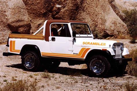 Cj8 Jeep Top 15 Trucks We D Like To See Return Truck Trend