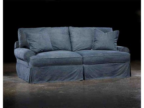 denim couch slipcover denim sofa covers home furniture design