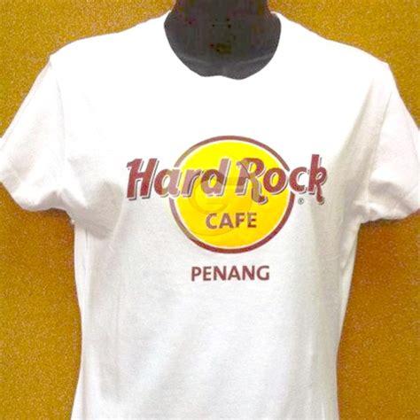 Hardrock Tshirt rock t shirt penang shopee malaysia