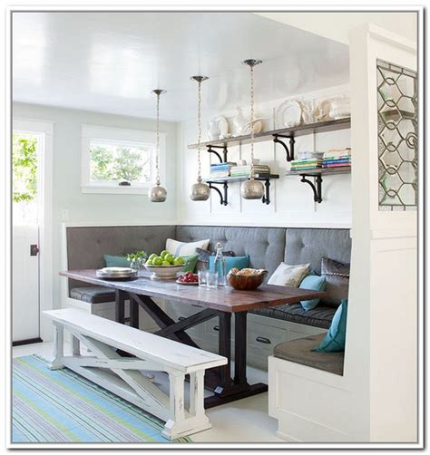 kitchen bench seating with storage kitchen storage bench seat plans kitchen design