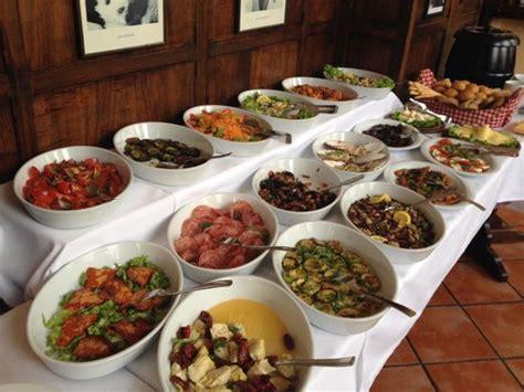 lunch buffet picture of scalini italian restaurant baku