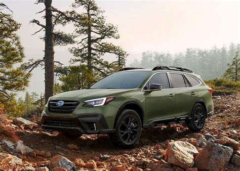 subaru outback 2020 redesign 2020 subaru outback redesign specs new features