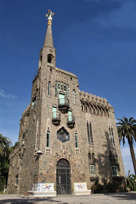 Gaudì Barcellona by Gauda 173 Torre Bellesguard Cultural Experiences In