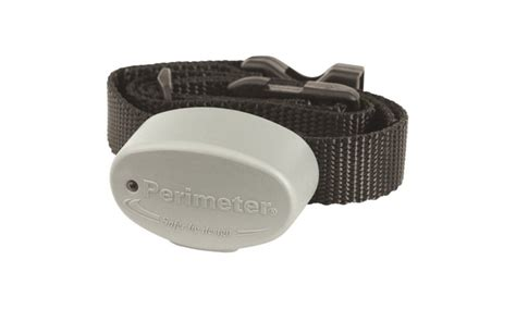 perimeter collar perimeter technologies invisible fence replacement collar 10k groupon