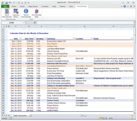 Calendar Import Import Calendar To Spreadsheet Nbd