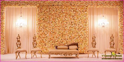 Wedding Decorators : Wedding Stage Decorations in Pondicherry