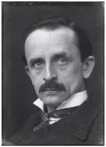 J M Barrie Npg X6432 J M Barrie Large Image National Portrait