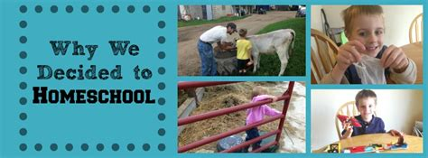why we decided to homeschool zweber family farms