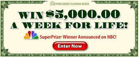 Publishers Clearing House Sweepstake - publishers clearing house pch is organizing this