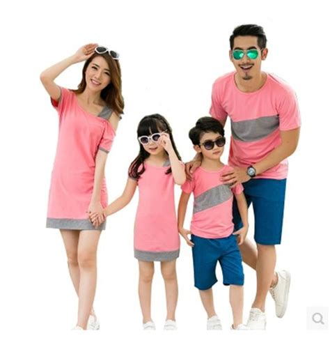 family clothes and clothes 2015 summer dresses family