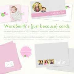 stylish just because cards templates wordsmith for photographers templates education