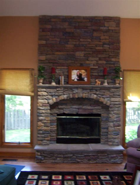 pluses and minuses easy upgrading and fireplace