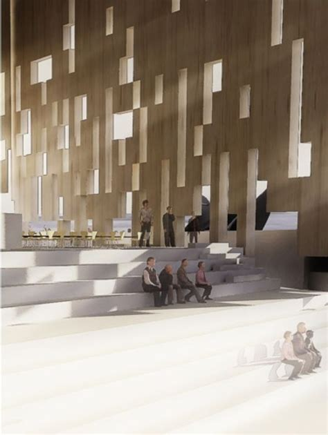 Interior Design Of Museum by Imgs For Gt Museum Interior Design Concept The Shape Of