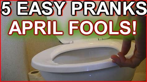 easy bathroom pranks simple easy april fools pranks video search engine at