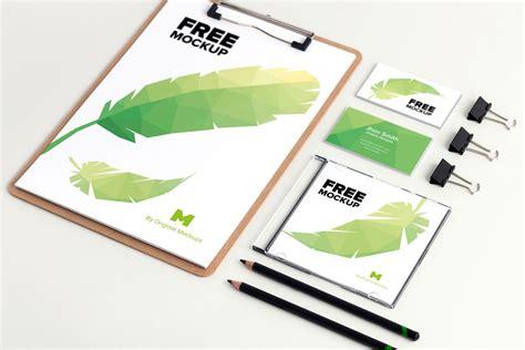 design mockups free stationery psd mockup 02 original mockups