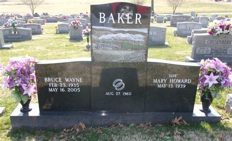 bruce wayne baker 1935 2005 find a grave memorial