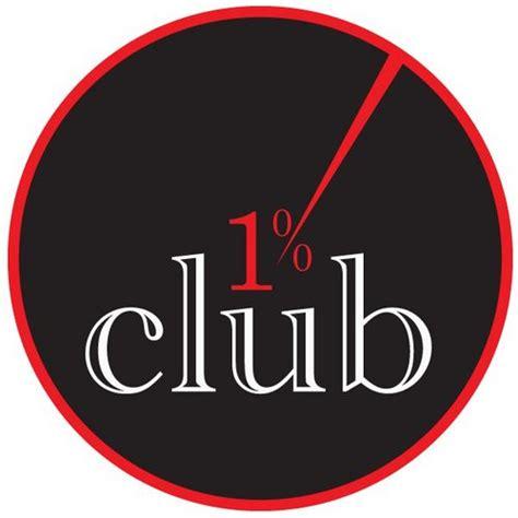 one club one percent club 1 percentclub twitter