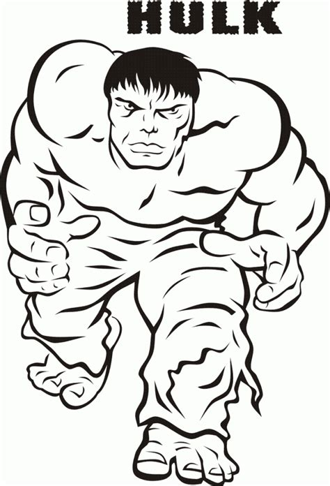 printable kids coloring pages free printable hulk coloring pages for kids