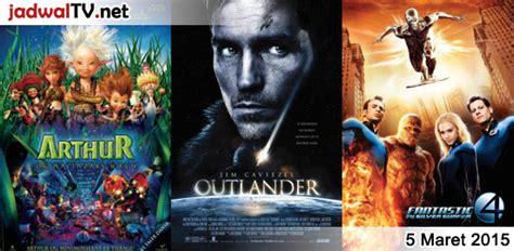 film rekomendasi maret 2015 jadwal film dan sepakbola 5 maret 2015 jadwal tv