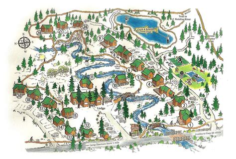 map of oregon rivers and lakes family trip here someday metolius river cabins lake creek