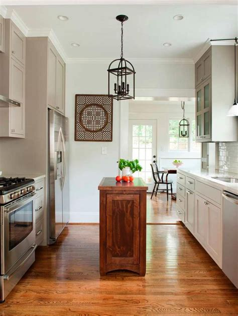 galley kitchens with islands 25 best ideas about galley kitchen island on pinterest