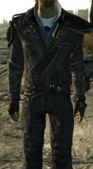 armoured leather jacket at fallout3 nexus mods and community