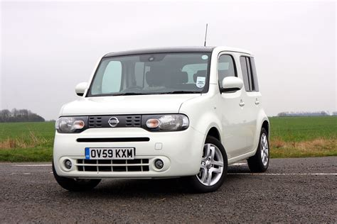 cube nissan nissan cube estate 2010 2010 buying and selling parkers