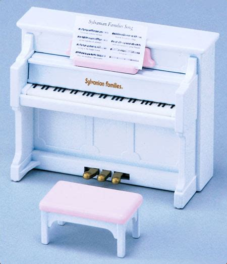 Sylvanian Families Piano Set ribbon marche rakuten global market 301 silva near