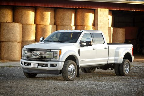 truck ford 2017 2017 ford super duty all aluminum trucks announced
