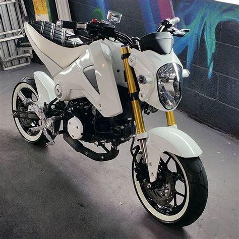 Honda Motorrad Grom by Die Besten 25 Grom Bike Ideen Auf Pinterest Honda Grom