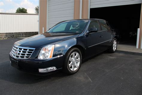 dts cadillac 2007 2007 cadillac dts pictures cargurus
