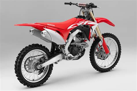 honda crf 2018 honda crf250r first look 20 fast facts