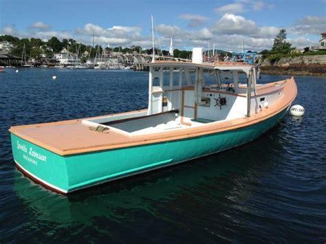 ski boats for sale maine 1961 jonesport lobster boat power boat for sale www