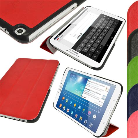 Samsung Tab 3 8 0 Sm T311 201 tui housse cuir pu pour samsung galaxy tab 3 8 0 tablet sm t310 t311 t315 ebay