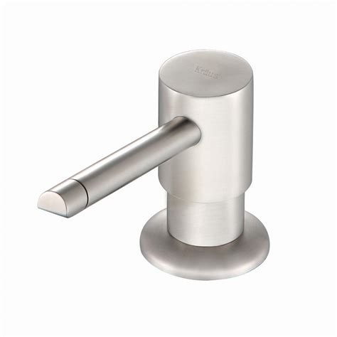 moen soap dispenser in spot resist stainless 3944srs the