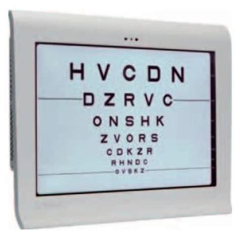 tavola oculista decimi diottrie e difetti visivi miopia astigmatismo