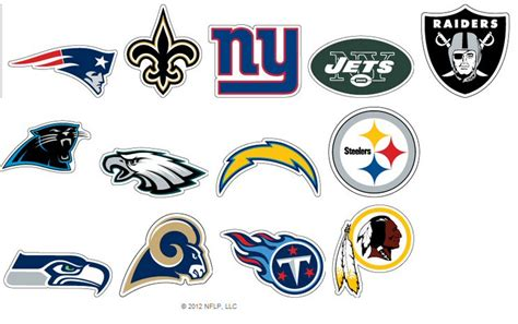 buy nfl team logo vending machine stickers vending