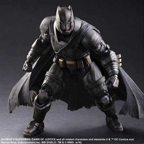 Kaos 3d Anime Vest Armor Grey 30 batman v superman of justice play arts armored