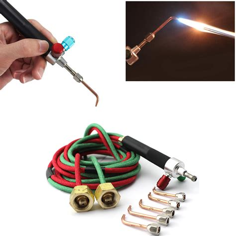 torch for jewelry mini gas welding torch for jewelry and dental tools with 5