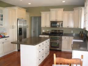 White cabinets yellow walls i also like sage green kitchens a green