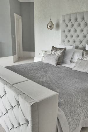 silver and white bedroom designs master bedroom
