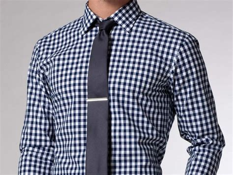 Opa Gingham Style top 25 ideas about shirt tie on cuff