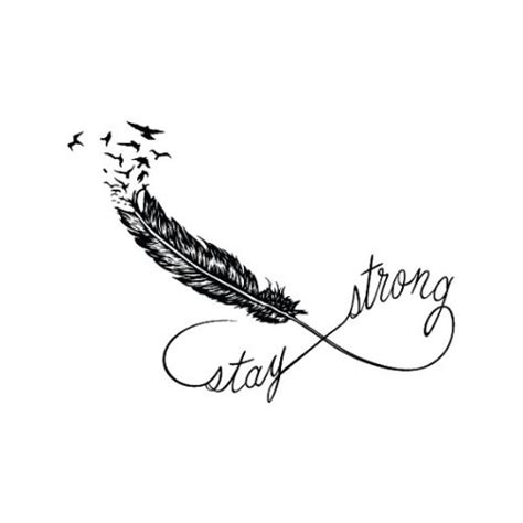 stay strong infinity tattoo 11 infinity designs