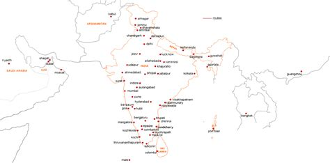 route map spicejet route map 2017 ototrends net