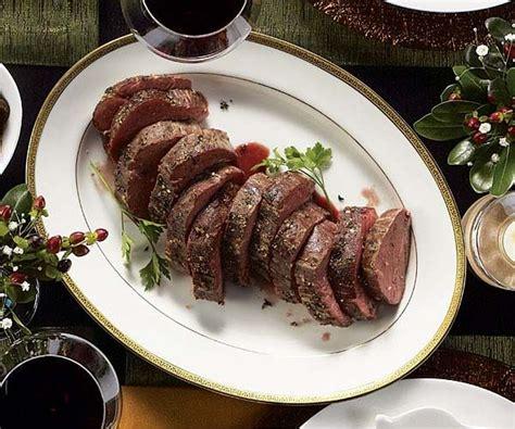 how to roast a beef tenderloin beef tenderloin the beef