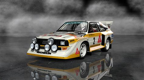 Rally Audi Quattro by Audi Quattro Rally Wallpaper